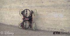 Disney presenta VertiGo, l'auto-robot che si arrampica sulle pareti | DDay.it