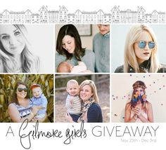 Weekend Links / / A GILMORE GIRLS GIVEAWAY