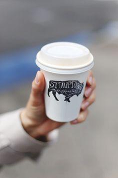 Stumptown Coffee in Portland, OR