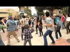 This Is How You Propose? UCLA FLash Mob Proposal! - YouTube