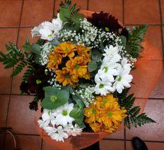Un bonito ramo de flores para felicitar desde la floristería de Barcelona