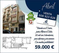 Pleno centro en Venta. #incivitas #alicante #venta