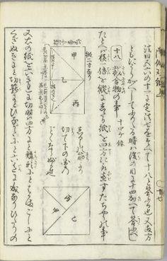 Kanja otogi zoshi, Japan, 1781