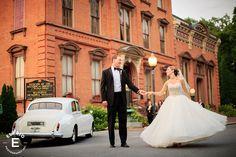 Canfield Casino Wedding Photos | Amanda & Brendan