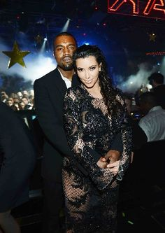 Neon Nights: Vegas club pics - Entertainment / Neon - ReviewJournal.com Kim Kardashian and Kanye West were lovey-dovey Monday at 1 Oak nightclub in The Mirage. Photo courtesy Denise Truscello/Wireimage