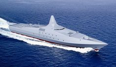 Lurssen Multi Role Light Frigate - future-design