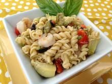 Incredible Pasta Salad (by Melissia Daggett) Olive Salad, Easy Meals, Easy Recipes, Pasta Salad, Potato Salad, Side Dishes, Salads, The Incredibles, Meat