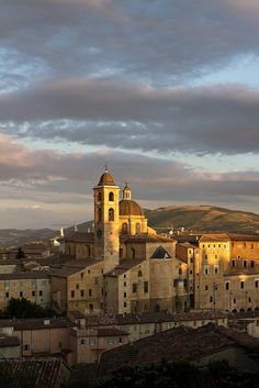 Urbino - UNESCO World Heritage Site, Marche, Italy