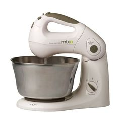 """""""Mixa"""" Powerful Patented Twin Motor 10 Speed Stand and Hand Mixer NexGenStore http://www.amazon.com/dp/B00HDSVD3K/ref=cm_sw_r_pi_dp_Xpy0wb0V8K9HN"""