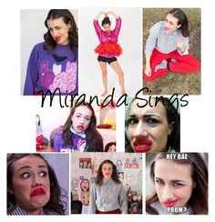 """""""Miranda Sings"""" by izzy9282003 ❤ liked on Polyvore"""