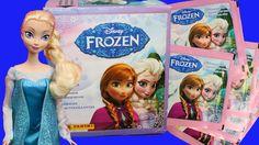 Frozen Elsa & Anna Sticker Album 70 STICKERS Book Olaf Kristoff Disney D...