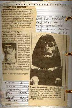 My Journal, Journal Pages, Bullet Journal, John Winchester Journal, Monster Book Of Monsters, Halloween 2, Witchcraft, Magick, Supernatural Fandom