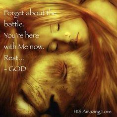 """Cachorro de león, Judá; De la presa subistes, hijo mío. Se encorvó, se echó como león, Así como león viejo; ¿quién lo despertará?""...Génesis 49:9 ღ✟"