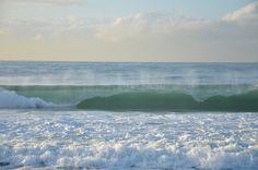 Amanhecer na Praia de Copacabana - Jornada Mundial da Juventude - Rio de Janeiro