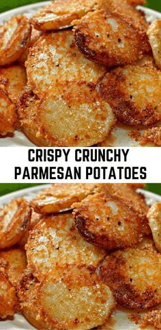 Potato Side Dishes, Vegetable Side Dishes, Side Dish Recipes, Vegetable Recipes, Baked Potato Oven, Oven Baked, Parmesan Potatoes, Mashed Potatoes, Crispy Potatoes