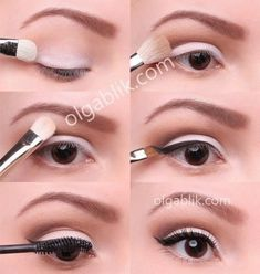 Perfect for hooded eyes