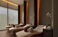 Spa. The Capella Singapore. © Capella Hotels and Resorts
