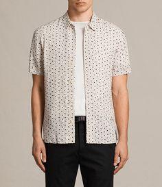 New Romantic Short Sleeve Shirt