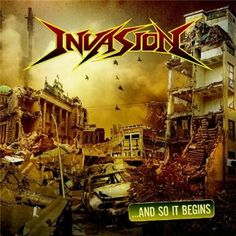 Invasion – …And So It Begins