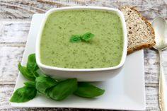 Kuchnia w wersji light: Dietetyczna zupa krem z cukinii