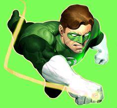Hal Jordan in Green Lantern/Space Ghost Annual #1