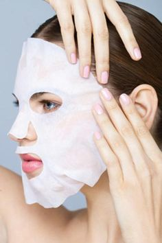 Sheet masks have long been a staple in the Korean beauty routine, and the trend is making its way stateside. See why you need to try a sheet mask. Nu Skin, Beauty Trends, Beauty Hacks, Best Sheet Masks, Mascara Hacks, Korean Face Mask, Skin Care Cream, Tips Belleza, Skin Products