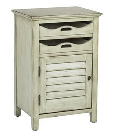 Another great find on #zulily! Celadon Charlotte Side Table #zulilyfinds