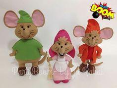 Cinderela ratinhos