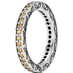 Pandora ring (190618CZM - $135.00) available at Keswick Jewelers in Arlington Heights, IL 60005 www.keswickjewelers.com