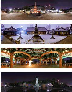 BONGEUNSA temple   Samsung-dong, Gangnam-gu, Seoul 135-090, South Korea  02-511-6070