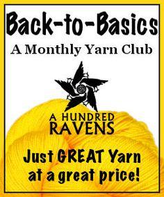 B2B2 Fabric Yarn, Back To Basics