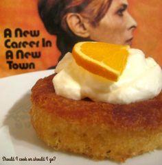 Orange Spaceship  #ricette #food #recipes