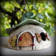 Windlicht - FLEURY - Kreative Keramik für Haus und Garten
