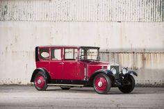 1927 Rolls-Royce 20HP Limousine For Sale