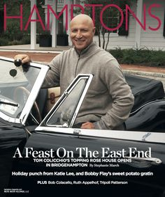 Issue 13 with Tom Colicchio
