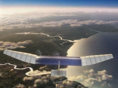 Facebook Lays Out Its Roadmap for Creating Internet-Connected Drones BY ISSIE LAPOWSKY 09.23.14 If tech companies like Facebook and Google have their way, everyone in the world will have access to the internet within the next few decades. But one thing's certain: it's going to be a bumpy ride.