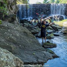 I love riding my Haro Mountain Bike almost as much as Photography.