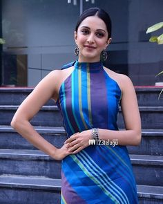 Gorgeous at Promotions Bollywood Actress Hot, Beautiful Bollywood Actress, Most Beautiful Indian Actress, Bollywood Fashion, Bollywood Bikini, Indian Actress Photos, Indian Actresses, Kaira Advani, Kiara Advani Hot