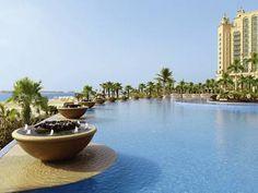Pool im 5* Hotel Atlantis The Palm