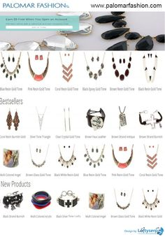 Looking for the best selection of quality wholesale earrings available? Look no further than Palomar Fashion, the leading distributor of wholesale fashion and costume earrings online! -palomarfashion.com