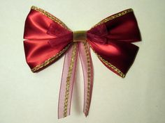 Mother Gothel Hair Bow