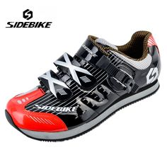 95f1c309b30 Sidebike Non Lock MTB Road Cycling Shoes Ultralight Leisure Bike Shoes Men  Breathable Non Slip Bicycle Shoes sapatilha ciclismo-in Cycling Shoes from  Sports ...
