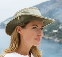 This Tilley hat is a customer favorite and is ideal for traveling. 23fee9459e1