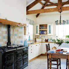 Küchen Küchenideen Küchengeräte Wohnideen Möbel Dekoration Decoration Living Idea Interiors home kitchen - Landhausküche