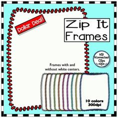 This value deal includes fun frames in an assortment of eye-catching colors.  10 frames with transparent centers. 10 frames with white centers. Line art is also included for your b/w creations. 22 png images - 300dpi for crisp, clear printing.  Colors: yellow, orange, red, pink, purple, blue, turquoise, green. brown and gray.