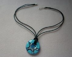 homemade necklaces - Google Search