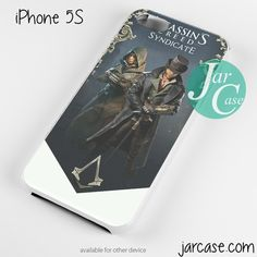 Assassins Creed Syndicate Cool Phone case for iPhone 4/4s/5/5c/5s/6/6 plus