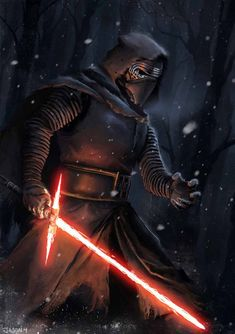 Kylo Ren fanart by J4-arts on DeviantArt