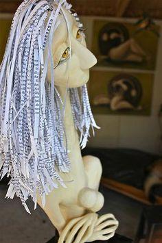 keiro sandra queirolo galeria arte pintura vitral escultura   escultura