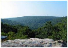 The Laurel Highlands of PA. Another place that makes my heart happy...